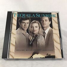 Tequila Sunrise CD 1988 Original Soundtrack Dave Grusin Ann Wilson David Sanborn