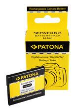 Batteria Patona 630mah per Sony DSC-TX55,DSC-TX66,DSC-TX7,DSC-TX7C,DSC-TX9