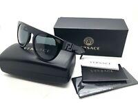 Brand New Authentic Versace Sunglasses 4333 5232/87 Black Frame MOD VE4333 55mm