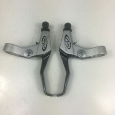 Avid AD 1.0L Black and Silver Mountain Bike Brake Levers