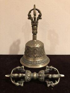 Tibetan Altar Bell FB41A