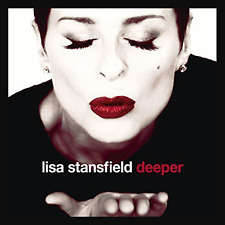 Lisa Stansfield - Deeper CD - Presale April 6th 2018