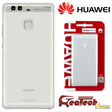 Protective Coque authentique pour Huawei P9 étui Rigide Ultra Mince Transparent