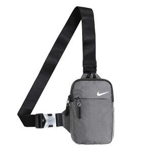 Nike Sportswear Essential Hip Sack Cross Body Bag Gray CV1064-010