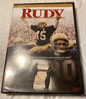 Rudy (DVD, 2000, Special Edition)