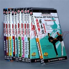 Original MMA--Before UFC! __Bruce Lee's King Kung Fu Training Method 10-DVD Set