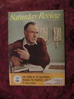 SATURDAY REVIEW March 18 1967 Marshall Mcluhan Henry R. Luce John M. Culkin