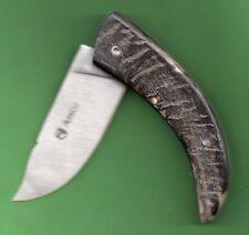 AMICU CORSE  Couteau Bèlier * caractère TERROIR* d'Artisan  à ton PRÉNOM