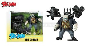 """McFarlane Toys Spawn The Clown Deluxe 7"""" Scale Action Figure IN STOCK NOW UK"""