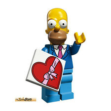 LEGO® THE SIMPSONS SERIE 2  HOMER SIMPSONS 71009