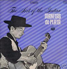 LP MANITAS DE PLATA ART OF THE GUITAR