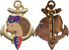 2° Régiment d'Infanterie de Marine, 5° Compagnie, hérisson, A.Bertrand (2636)