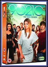 90210 The Complete Third Season 5014437127037 With Matt Lanter DVD Region 2