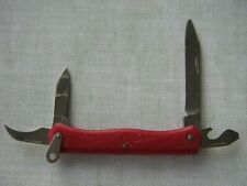 Knife Pocket Folding Ussr Vintage Soviet Russian Old Camping Russia 1980 Souveni
