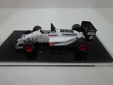 EUROBRUN COSWORTH  OSCAR LARRAURI F1 1988 GP DETROIT 1/43 RESIN