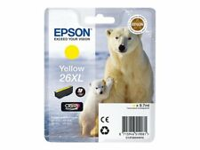 Epson Tintenpatrone/t26344010 Yellow Inhalt 10ml