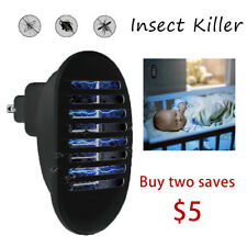Bug Zapper Lamp Electronic Insect Killer Mini Mosquito Killer Lamp Night Lamp