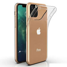 """Coque silicone pour iPhone 11 (6,1 """") - transparent, légère et souple 2019"""