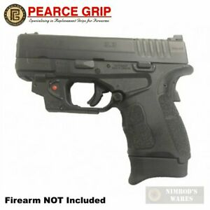 Pearce Grip SPRINGFIELD XDS XDE XDS Mod2 +1 GRIP EXTENSION PG-XDS+ FAST SHIP