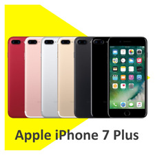Apple iPhone 7 Plus 128GB Unlocked Verizon AT&T Metro-pcs Spectrum 4G LTE