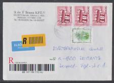 Ungarn 2011 Reco Brief nach Österreich
