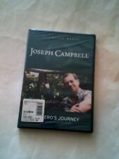 Joseph Campbell The Hero's Journey Brand New Dvd! Sealed Mythology Documentary