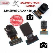 FOTOCAMERA ANTERIORE PER SAMSUNG GALAXY S6 G920F G920 CAMERA FRONTALE FLAT