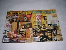 Back Issues Country Sampler Magazine 2012