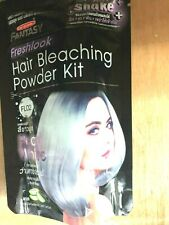 FL02 Pastel Color Hair Permanent Dye Powder Peal White Bleaching Kit