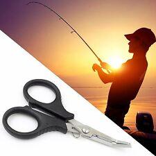 Multi fonction Pince de Pêche Ciseaux Fil Ligne Cutter Supprimer crochet Tackle Tool