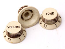"""St Knobs Aged """"TRUE TO vintage"""" FITS to Strat ® """"Art of Aging"""" Series Europes no1"""