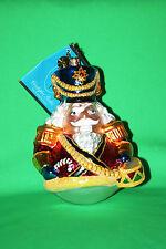 Christopher Radko 1012365 MAJOR LEE STOUT Christmas Xmas Ornament New NWT