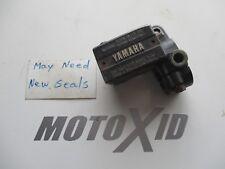 1985 YAMAHA XT350 XT 350 TT350 OEM FRONT BRAKE MASTER CYLINDER MOTOXID