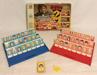 Guess Who? Board Game 1979 MB Milton Bradley Vintage