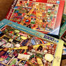 Ravensburger 2x 1000 Colin Thompson puzzle Please see auction! Missing piece