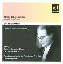 J.S. Bach: Magnificat / Günther Ramin, New Music