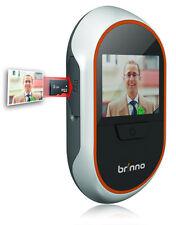 Brinno Digital Peephole Viewer PHV133012M Knocking Sensor Security Set