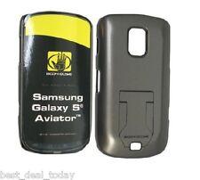 OEM Body Glove Snap Case For Samsung Aviator R930 Graphite Kickback Hideaway New
