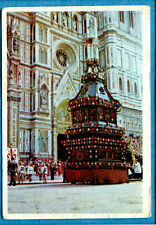 ITALIA PATRIA NOSTRA Panini 1969 Figurina/Sticker n. 154 - FIRENZE -New