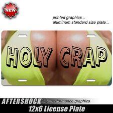 4x4 big boob bikini girl license plate truck holy crap mud