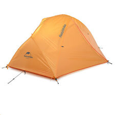 Naturehike Ultralight 2 Person Waterproof Tent Double-layer Tent NH15T012-T210T