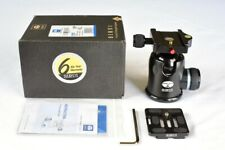 Sirui K-30X Ball Head in excellent condition, includes all accessories/packaging