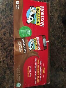 Horizon Organic Chocolate Low-fat Milk 8 Fl Oz - 18 Pack