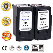 2pk PG-240XL CL-241XL Ink Cartridge for Canon PIXMA MG and MX Series Printer &*