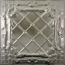 #111-Tin Ceiling Tiles - Unfinished - Nailup, 5 pcs per box