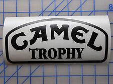 "Camel Trophy Sticker Decal 5.5"" 7.5"" 11"" Rally Land Rover Discovery Dakar Watch"