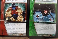 VS SYSTEM TRADING CARD GAME INFINITE CRISIS X165