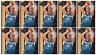 (10) 2008-09 Upper Deck 20th Anniversary #UD-63 Kevin Love Timberwolves