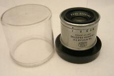 Ross Resolux 90mm F4 Enlarging lens. 39mm fit