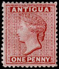 Antigua Scott 5 (1872) Mint NG F, CV $220.00 M